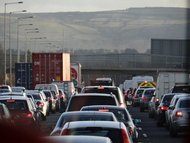 自动驾驶 | 六张图告诉你自动驾驶汽车怎样缓解交通堵塞