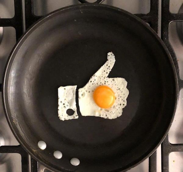 煎蛋展览!让妈妈们做早餐时脑洞大开